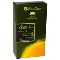 Капсулы EliteCup «Черный чай - Черемуха» (16 шт)