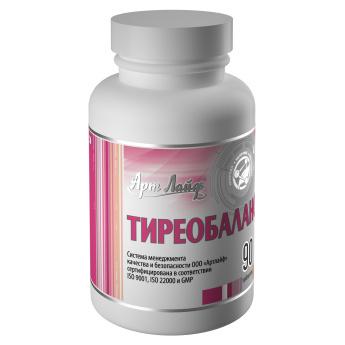 Тиреобаланс (90 таблеток)