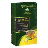 Капсулы EliteCup «Черный чай - липа» (16 шт)